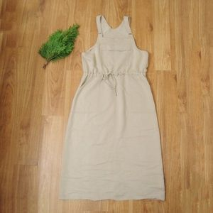 Vintage Faded Glory Overall Dress
